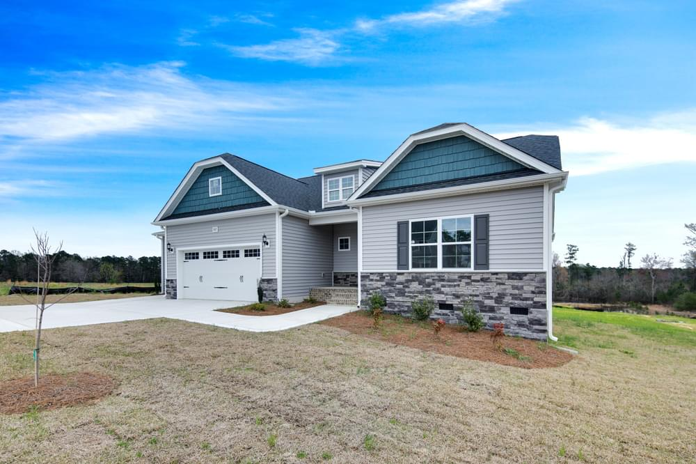 New Homes in Wendell, NC Caviness & Cates Communities