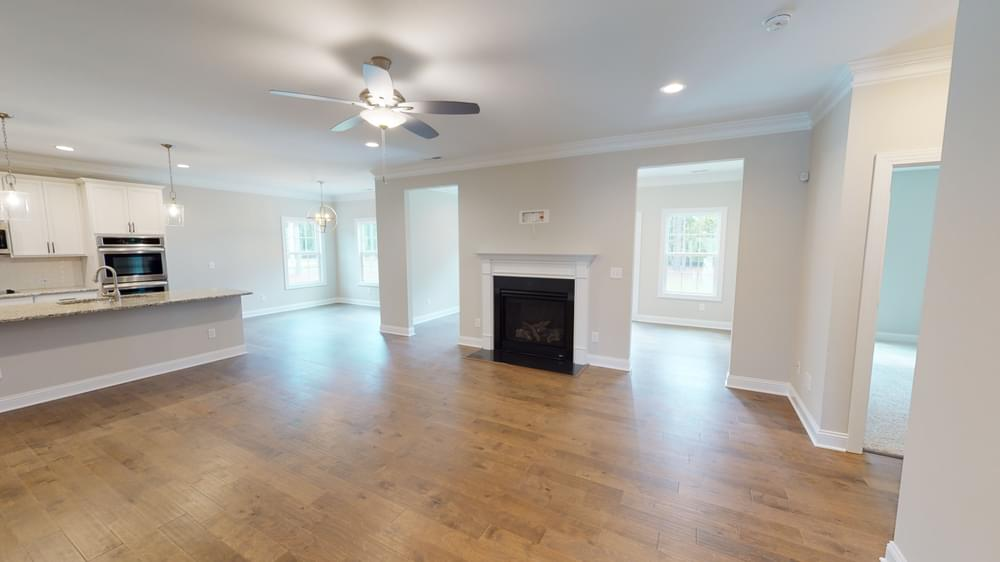 2,730sf New Home in Carthage, NC Caviness & Cates Communities