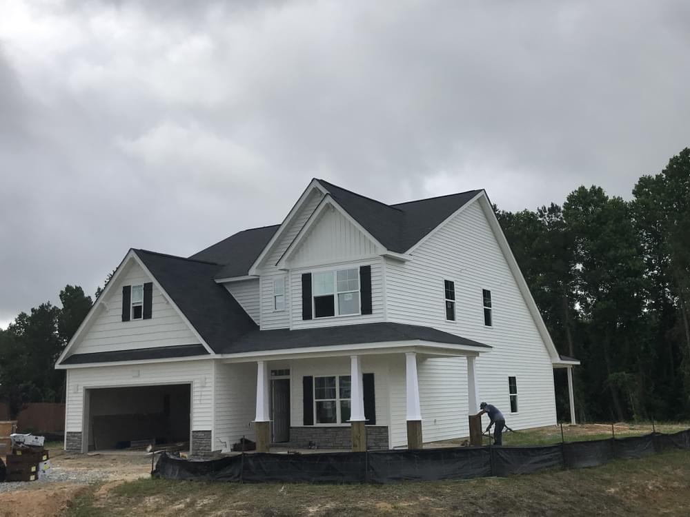 Hope Mills, NC New Home Caviness & Cates Communities