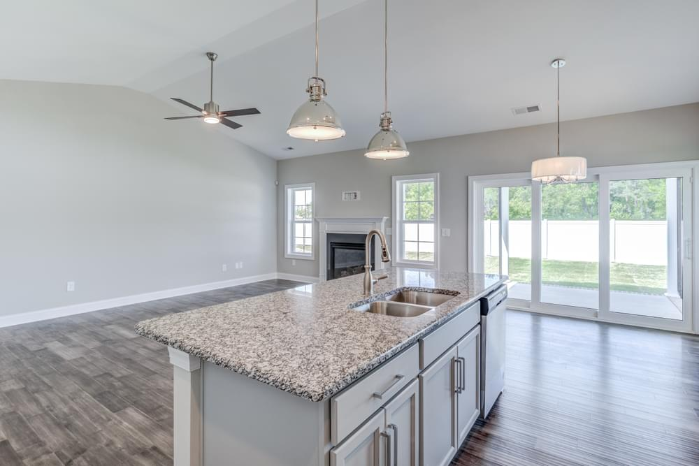 1,715sf New Home in Wilmington, NC Caviness & Cates Communities