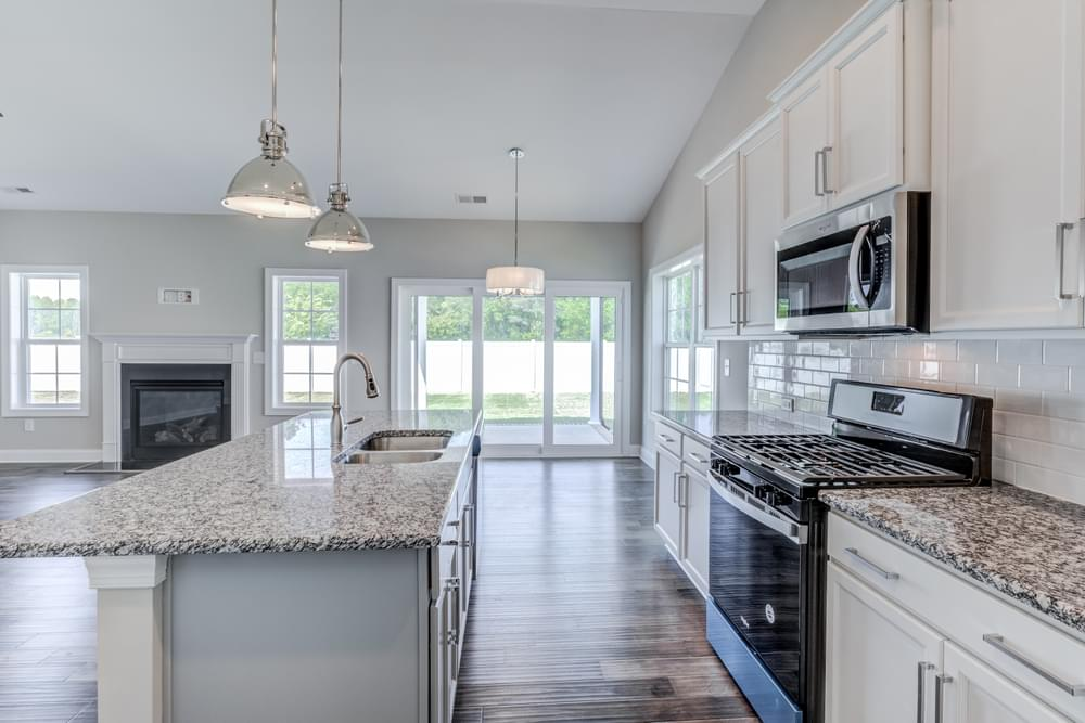 1,715sf New Home in Carthage, NC Caviness & Cates Communities