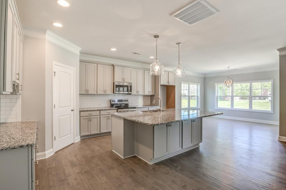 New Home in Wake Forest, NC Caviness & Cates Communities