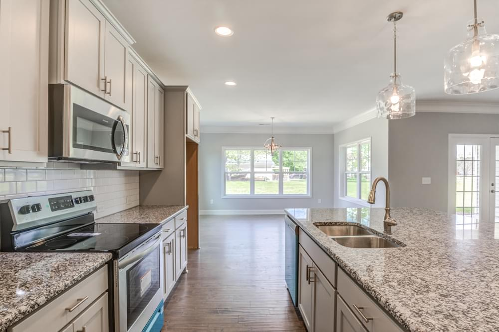 4br New Home in Wake Forest, NC Caviness & Cates Communities