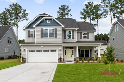 The Brunswick New Home in Clayton NC