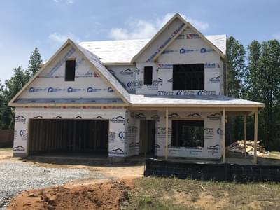 6813 Hunters Den Road, Hope Mills, NC 28348 New Home for Sale