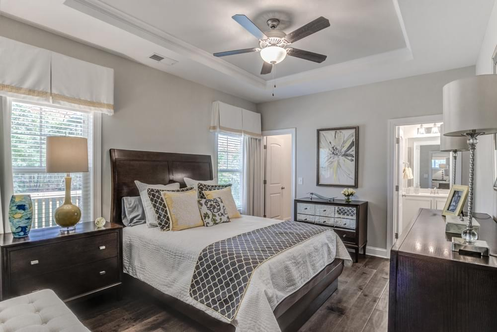 Royal Oak of Pinehurst New Homes in Pinehurst, NC Caviness & Cates Communities