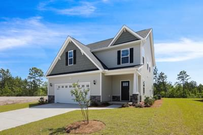 The Cottages at Wilson's Mills New Homes for Sale in Clayton NC