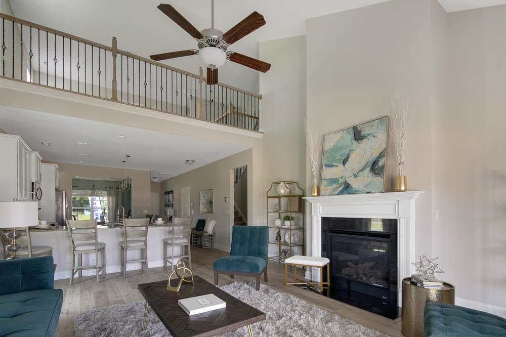 2,695sf New Home in Grimesland, NC Caviness & Cates Communities