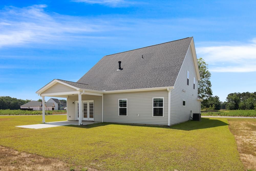 479 Sandcastle Street, Grimesland, NC Caviness & Cates Communities