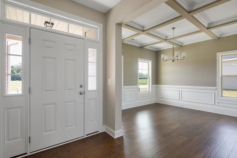 2,845sf New Home in Grimesland, NC Caviness & Cates Communities
