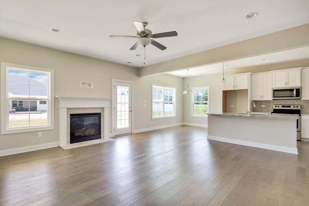 2,560sf New Home in Grimesland, NC Caviness & Cates Communities