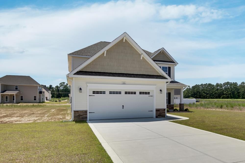 Grimesland, NC New Home Caviness & Cates Communities