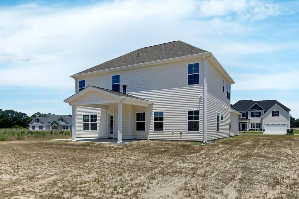 4br New Home in Grimesland, NC Caviness & Cates Communities