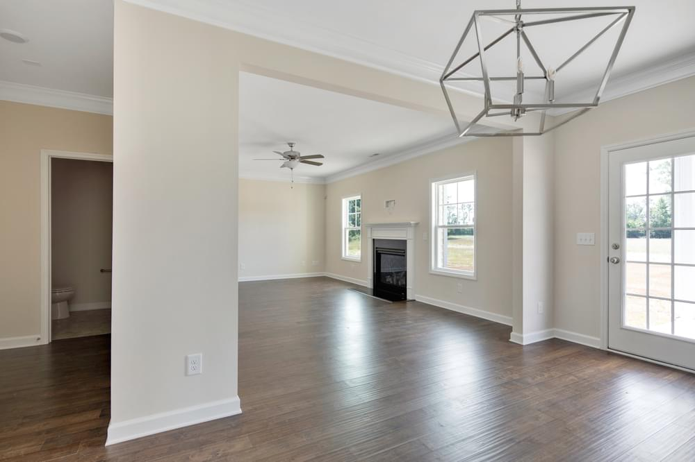 376 Holly Grove Drive, Winterville, NC Caviness & Cates Communities