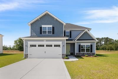 324 Holly Grove Drive, Winterville, NC 28590 New Home for Sale