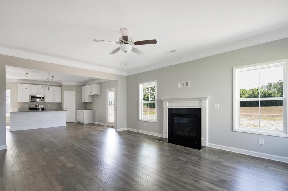 324 Holly Grove Drive, Winterville, NC Caviness & Cates Communities