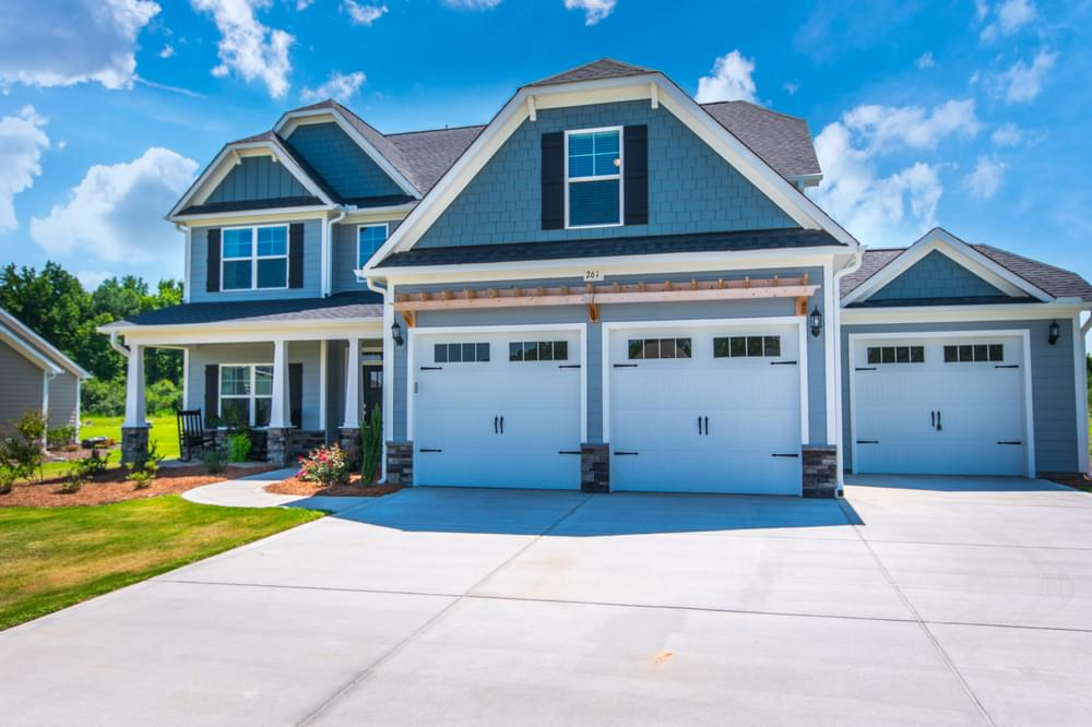 3,575sf New Home in Wake Forest, NC Caviness & Cates Communities