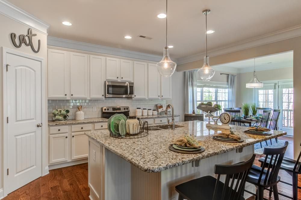 Gardiner New Home in Sneads Ferry, NC Caviness & Cates Communities
