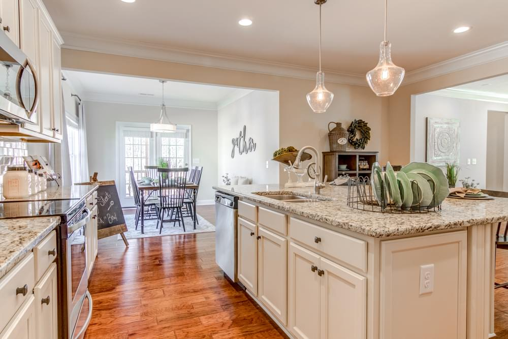 4br New Home in Sneads Ferry, NC Caviness & Cates Communities