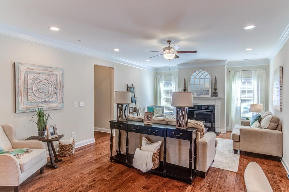 New Home in Sneads Ferry, NC Caviness & Cates Communities
