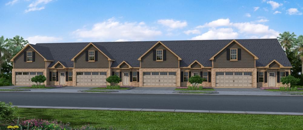 Pinehurst, NC New Homes Caviness & Cates Communities