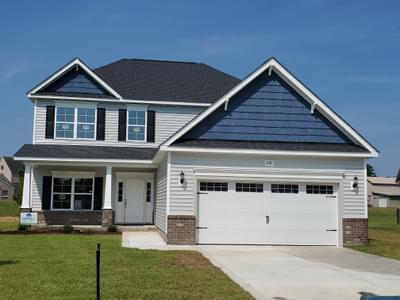 4317 Glen Castle Way, Winterville, NC 28590 New Home for Sale