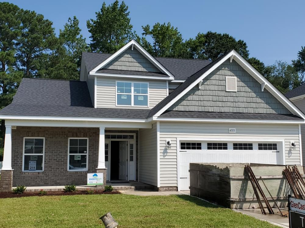4333 Glen Castle Way, Winterville, NC Caviness & Cates Communities