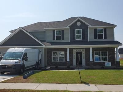 4340 Glen Castle Way, Winterville, NC 28590 New Home for Sale