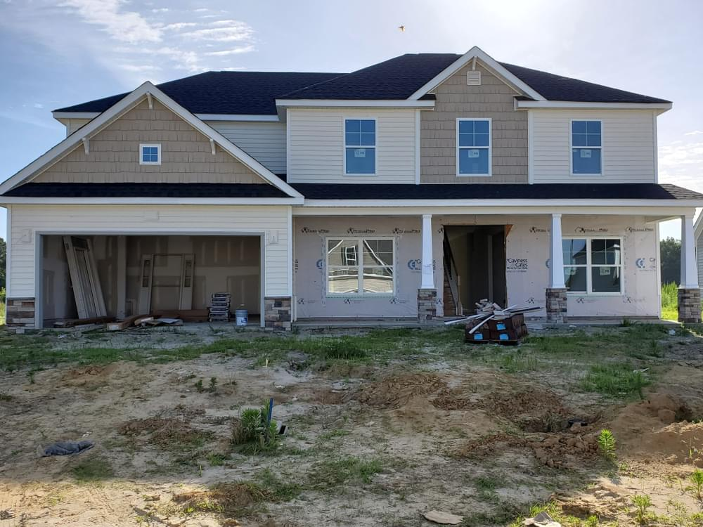 2719 Brittia Lane, Winterville, NC Caviness & Cates Communities