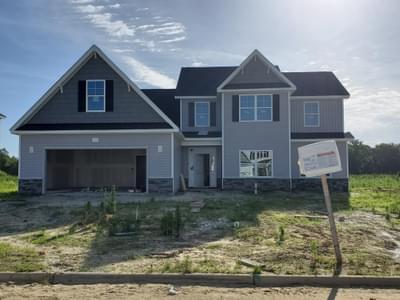 2725 Brittia Lane, Winterville, NC 28590 New Home for Sale