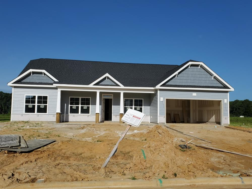 5br New Home in Winterville, NC Caviness & Cates Communities