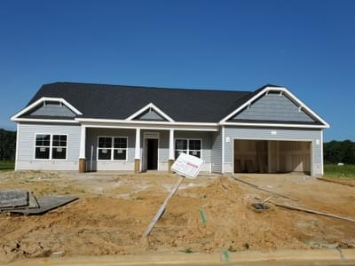 2728 Chalet Circle, Winterville, NC 28590 New Home for Sale