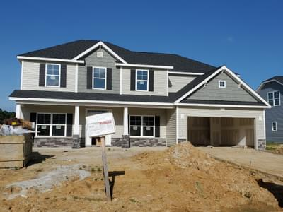 2734 Chalet Circle, Winterville, NC 28590 New Home for Sale