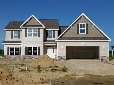 2746 Chalet Circle, Winterville, NC 28590 New Home for Sale