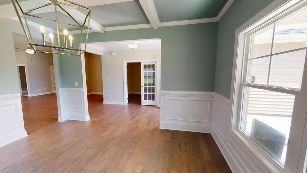2,657sf New Home in Carthage, NC Caviness & Cates Communities