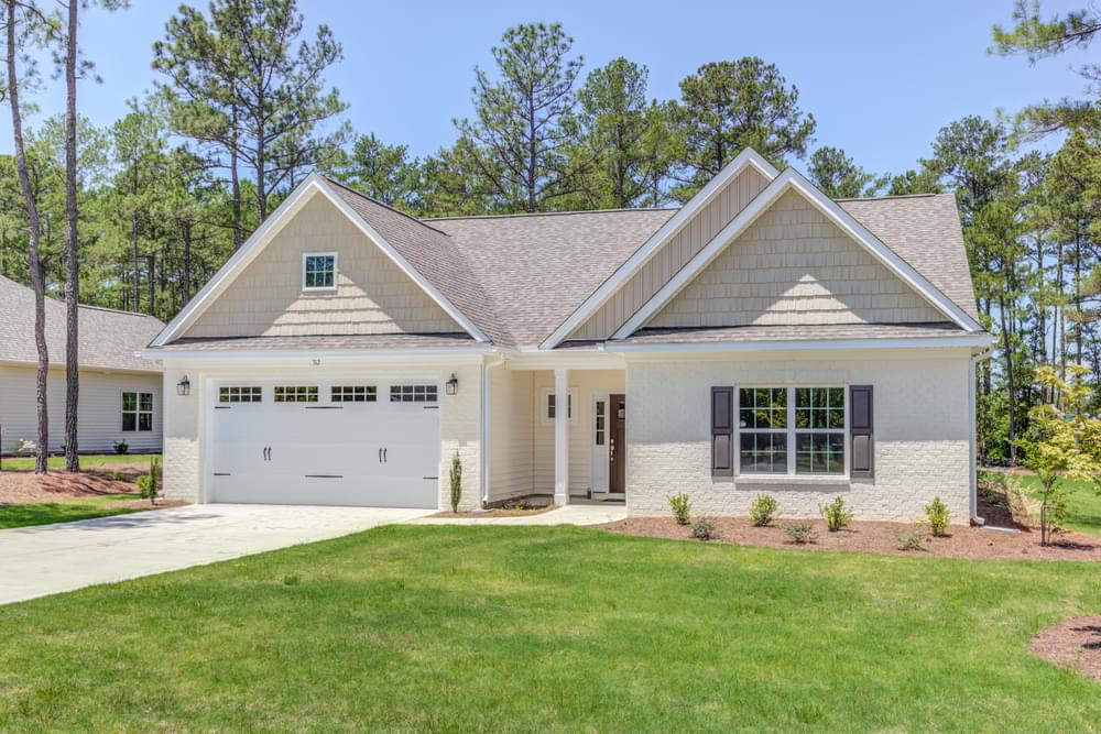 Arbor New Home in Carthage, NC Caviness & Cates Communities