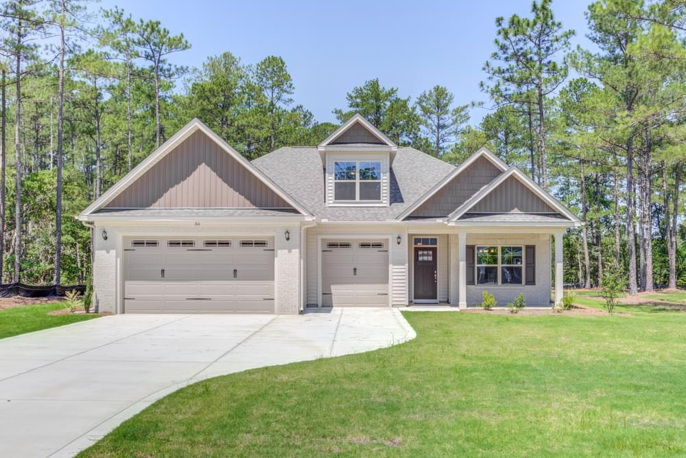 Carthage, NC New Home Caviness & Cates Communities