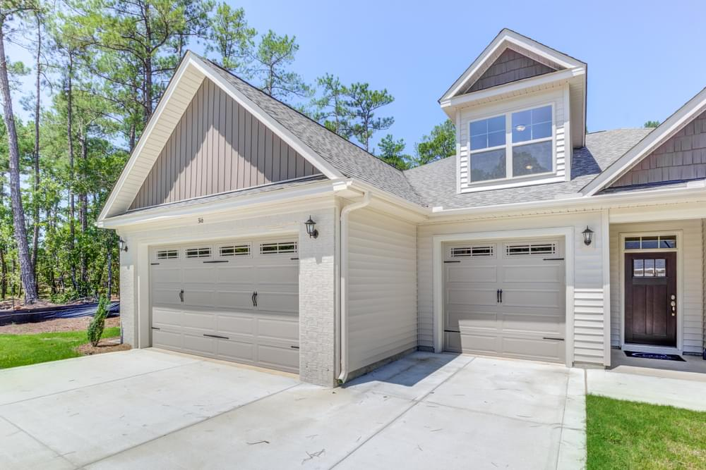 Newton New Home in Carthage, NC Caviness & Cates Communities
