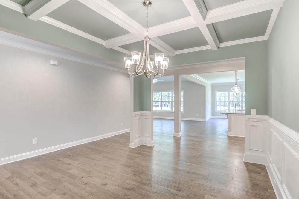 Calabash New Home in Myrtle Beach, SC Caviness & Cates Communities