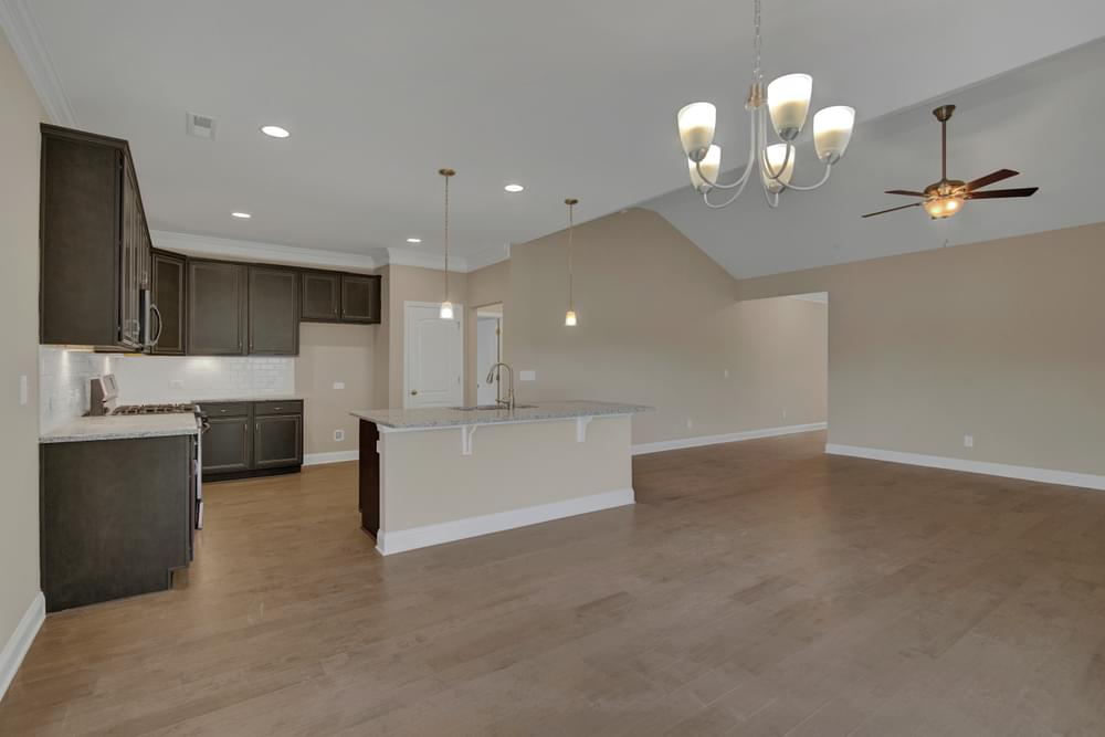 1,811sf New Home in Clayton, NC Caviness & Cates Communities