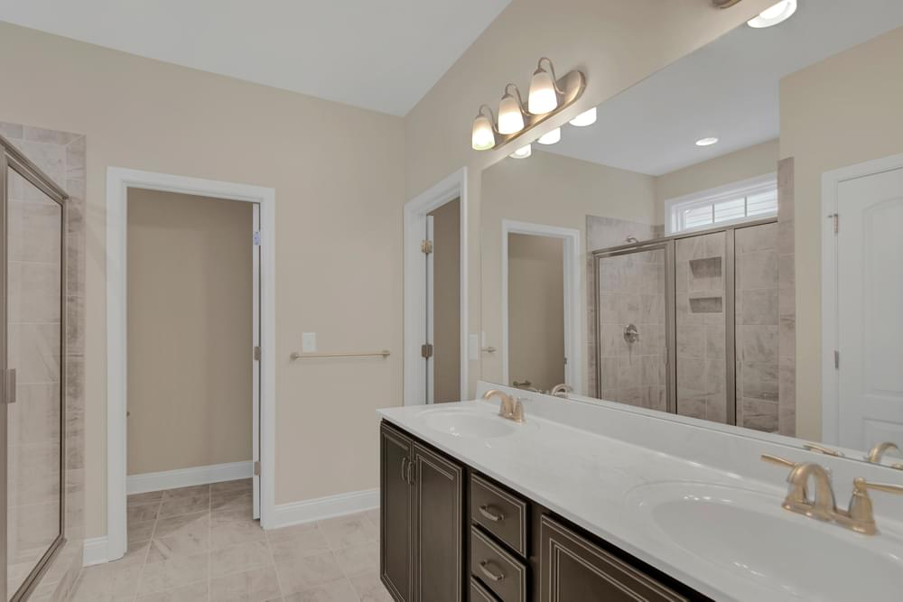 Henley New Home in Clayton, NC Caviness & Cates Communities