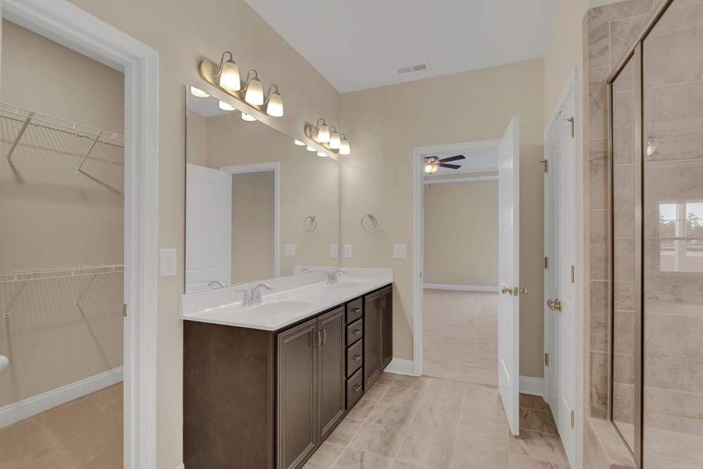 Henley New Home in Carthage, NC Caviness & Cates Communities