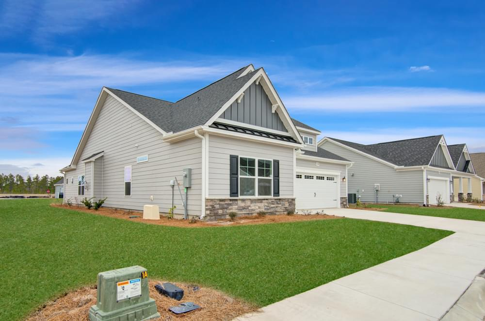 1,811sf New Home in Carthage, NC Caviness & Cates Communities
