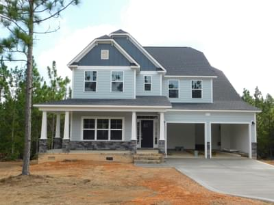 838 Winston Pines Drive, Pinehurst, NC 28374 New Home for Sale