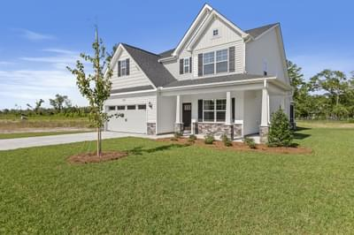 Wylie Branch New Homes for Sale in Rocky Point NC