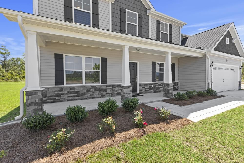 New Homes in Rocky Point, NC Caviness & Cates Communities