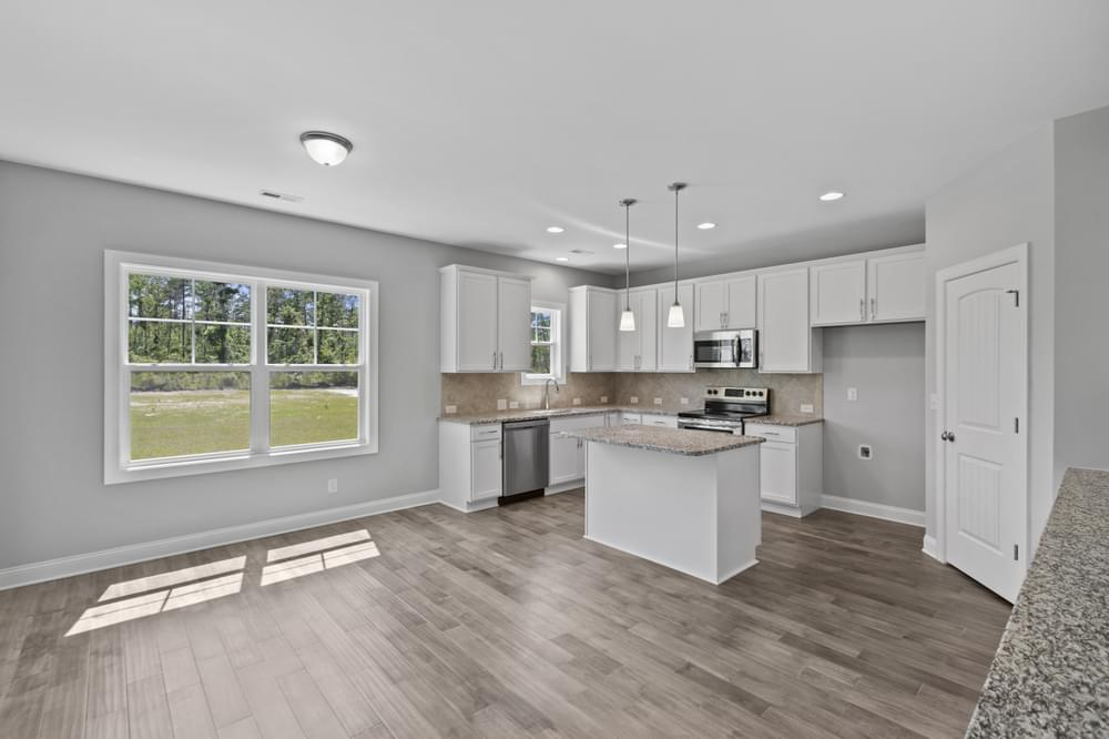 Wylie Branch New Homes in Rocky Point, NC Caviness & Cates Communities