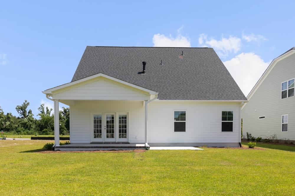 2,695sf New Home in Hampstead, NC Caviness & Cates Communities