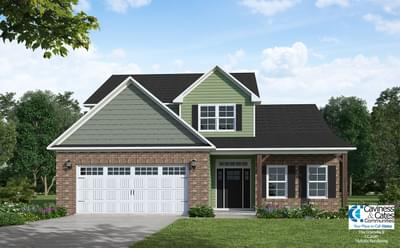 200 Turner Run Drive, Greenville, NC 27858 New Home for Sale