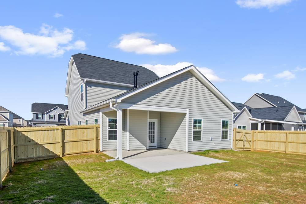 2,308sf New Home in Clayton, NC Caviness & Cates Communities
